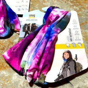 2/$20 - BNWT - tie dye - unisex multifunctional scarf/bandana